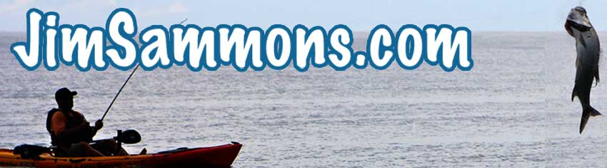 Jim Sammons Web site banner
